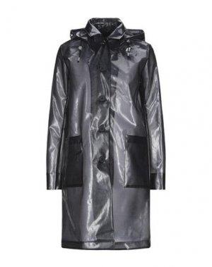 Легкое пальто K-WAY. Цвет: черный