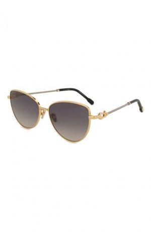 Солнцезащитные очки Fred. Цвет: серый