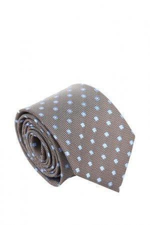 Галстук Christian Berg. Цвет: 920 braun, серо-коричневый, цв