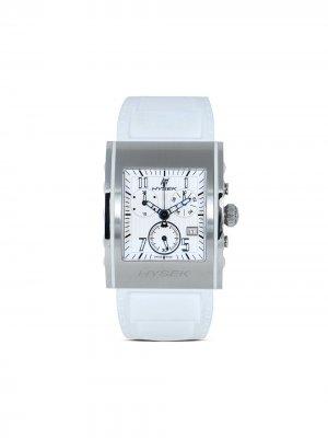 Наручные часы Kilada Chronograph 34 мм Jorg Hysek. Цвет: серебристый