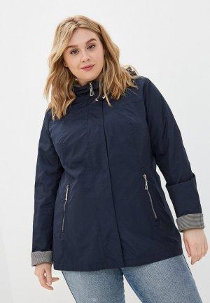 Куртка Kis. Цвет: синий