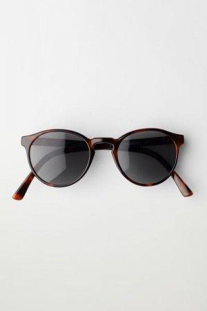 Солнцезащитные очки Spy Weekday. Цвет: коричневый