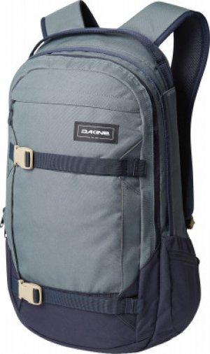 Рюкзак MISSION, 25 л Dakine. Цвет: серый