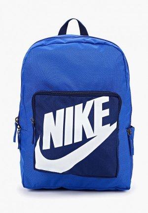 Рюкзак Nike CLASSIC KIDS BACKPACK. Цвет: синий