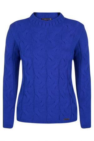 Пуловер GIORGIO DI MARE. Цвет: blue
