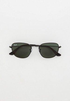 Очки солнцезащитные Ray-Ban® RJ9557S 287/71. Цвет: черный