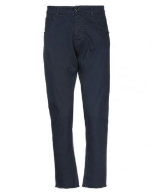 Повседневные брюки CASTELBAJAC. Цвет: темно-синий