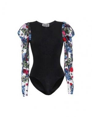 Блузка DRESS CODE. Цвет: черный
