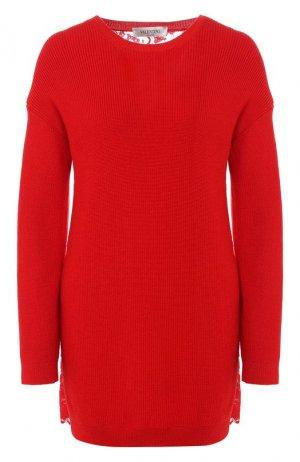 Пуловер Valentino. Цвет: красный