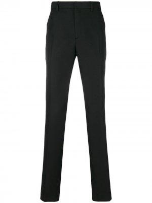 Классические дизайнерские брюки Calvin Klein 205W39nyc. Цвет: черный