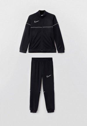 Костюм спортивный Nike Y NK DF ACD TRK SUIT I96. Цвет: черный