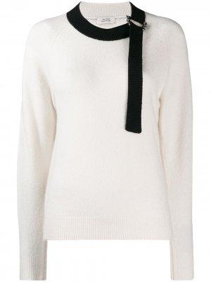 Классический пуловер Dorothee Schumacher. Цвет: нейтральные цвета