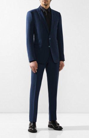 Костюм Dolce & Gabbana. Цвет: синий