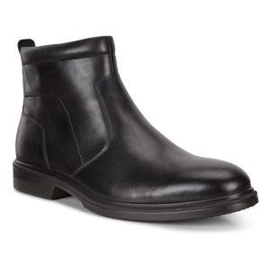 Ботинки LISBON ECCO. Цвет: черный