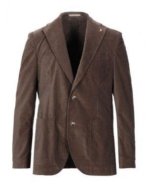 Пиджак SARTORIA LATORRE. Цвет: хаки