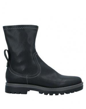 Полусапоги и высокие ботинки SEE BY CHLOÉ. Цвет: черный