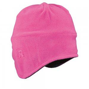 Шапка вязаная HERMAN. Цвет: розовый