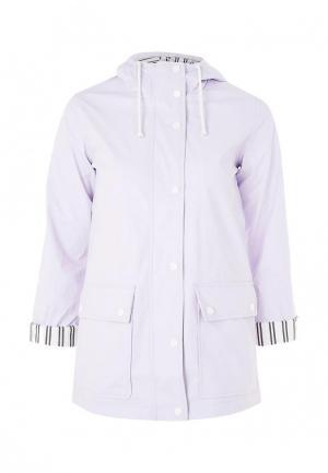 Куртка Topshop. Цвет: фиолетовый