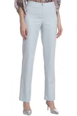 Костюм: жакет и брюки Adzhedo. Цвет: голубой