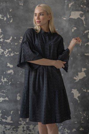 Платье Adzhedo. Цвет: черный