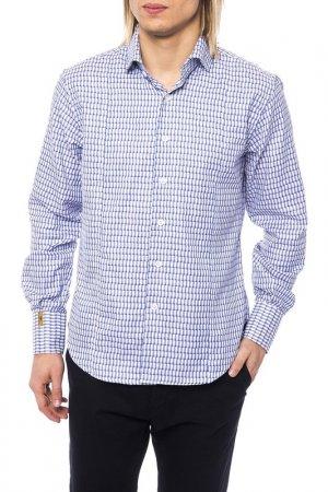 Shirt Billionaire. Цвет: violet, white