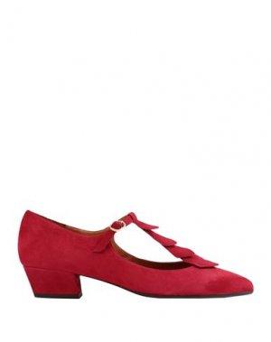 Туфли CHIE MIHARA. Цвет: красный