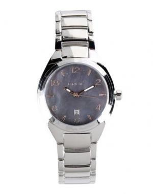 Наручные часы BREIL. Цвет: серебристый