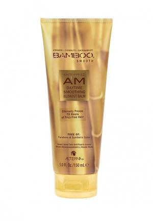 Бальзам для волос Alterna Bamboo Smooth Anti-Frizz AM Daytime Smoothig Blowout Balm / Дневной, 150 мл