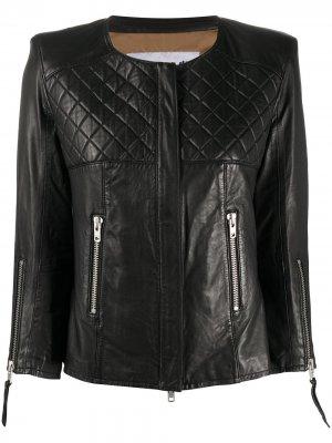 Стеганая куртка Impact S.W.O.R.D 6.6.44. Цвет: черный