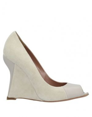 Туфли DIBRERA BY PAOLO ZANOLI. Цвет: светло-серый