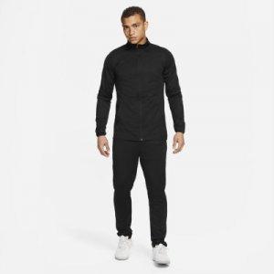 Мужской трикотажный футбольный костюм Dri-FIT Academy - Черный Nike
