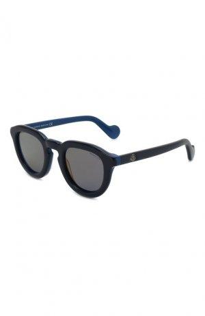 Солнцезащитные очки Moncler. Цвет: разноцветный