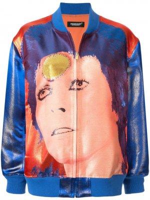 Куртка-бомбер Bowie Undercover