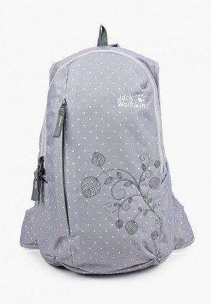 Рюкзак Jack Wolfskin ANCONA. Цвет: серый