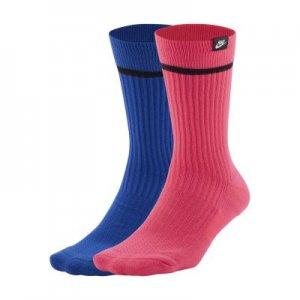 Носки унисекс до середины голени Nike SNKR Sox (2 пары)