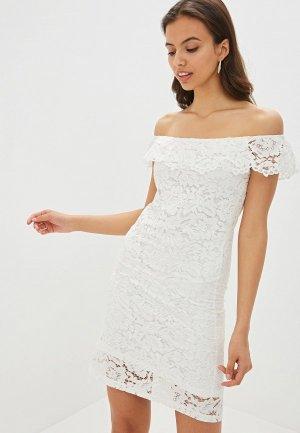 Платье Almatrichi. Цвет: белый