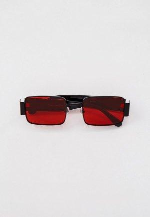 Очки солнцезащитные Havvs с поляризацией, HV68031. Цвет: черный
