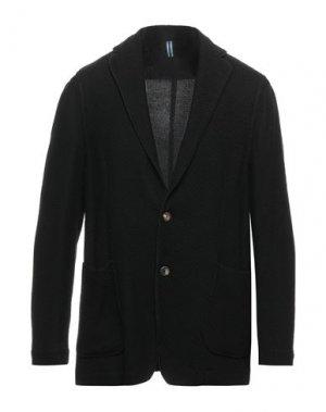 Пиджак BAGUTTA. Цвет: черный