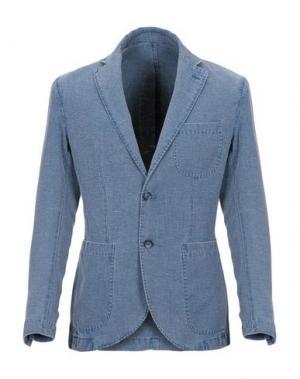 Пиджак MARTIN ZELO. Цвет: синий