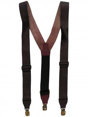 Подтяжки 1990-х годов Gianfranco Ferré Pre-Owned. Цвет: коричневый
