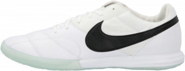 Бутсы мужские  Premier II Sala, размер 41.5 Nike. Цвет: белый