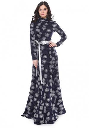 Платье Olivegrey TAVRIA. Цвет: синий