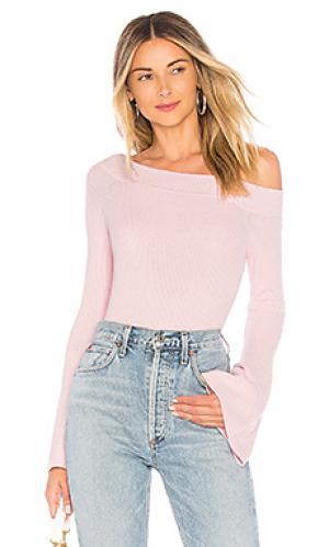 Пуловер westmont Lovers + Friends. Цвет: розовый