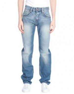 Джинсовые брюки KAPORAL 5. Цвет: синий