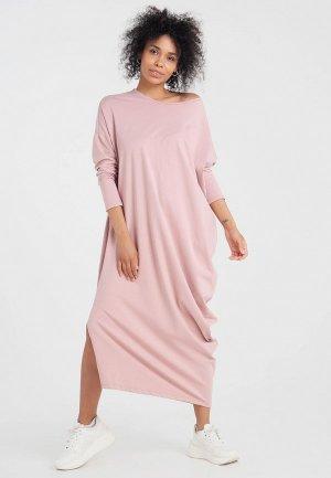 Платье Bornsoon. Цвет: розовый