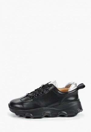 Кроссовки Giotto. Цвет: черный