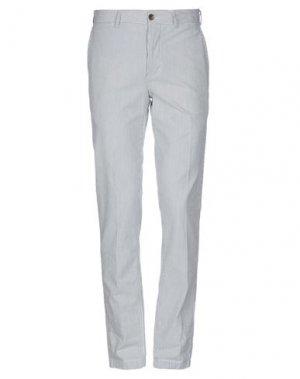 Повседневные брюки BEN SHERMAN. Цвет: синий
