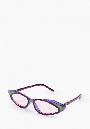 Очки солнцезащитные Vitacci. Цвет: разноцветный