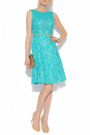 Платье Nissa. Цвет: голубой
