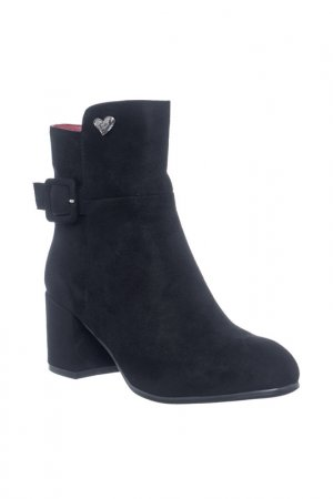 Boots Braccialini. Цвет: black